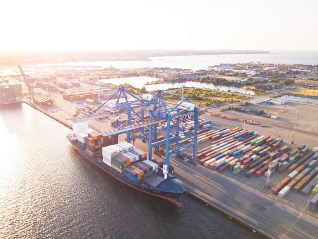Maritime Law Stock Photo